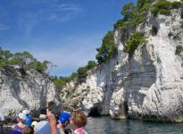 Peschici Gargano giro delle grotte 100