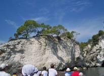 Peschici Gargano giro delle grotte 101