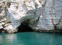 Peschici Gargano giro delle grotte 107