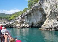 Peschici Gargano giro delle grotte 109