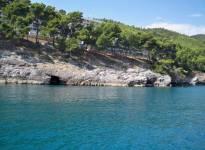 Peschici Gargano giro delle grotte 115