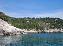 Peschici Gargano giro delle grotte 117