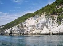 Peschici Gargano giro delle grotte 131