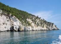 Peschici Gargano giro delle grotte 132