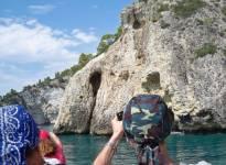 Peschici Gargano giro delle grotte 133