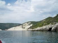 Peschici Gargano giro delle grotte 143