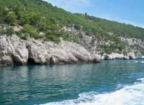 Peschici Gargano giro delle grotte 145