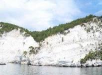 Peschici Gargano giro delle grotte 149
