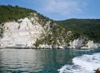 Peschici Gargano giro delle grotte 152