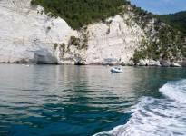 Peschici Gargano giro delle grotte 153