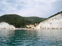 Peschici Gargano giro delle grotte 155