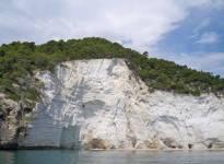 Peschici Gargano giro delle grotte 156