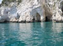 Peschici Gargano giro delle grotte 175