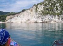 Peschici Gargano giro delle grotte 177