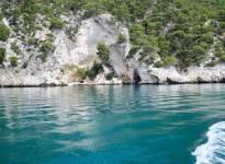 Peschici Gargano giro delle grotte 178