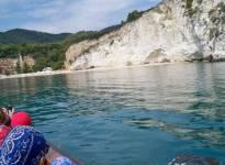 Peschici Gargano giro delle grotte 179