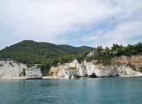 Peschici Gargano giro delle grotte 184