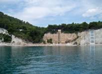 Peschici Gargano giro delle grotte 191