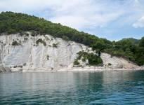 Peschici Gargano giro delle grotte 194