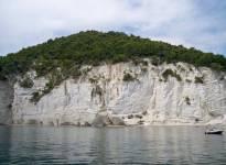 Peschici Gargano giro delle grotte 195