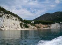 Peschici Gargano giro delle grotte 197