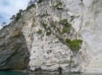 Peschici Gargano giro delle grotte 204