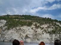 Peschici Gargano giro delle grotte 212