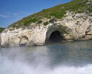 Peschici Gargano giro delle grotte 31