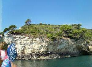 Peschici Gargano giro delle grotte 35