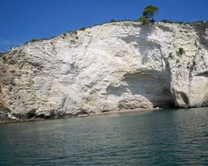 Peschici Gargano giro delle grotte 36
