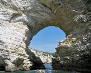 Peschici Gargano giro delle grotte 43
