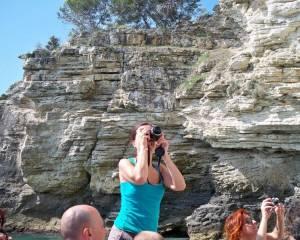 Peschici Gargano giro delle grotte 46