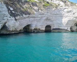 Peschici Gargano giro delle grotte 49