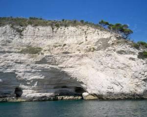 Peschici Gargano giro delle grotte 52