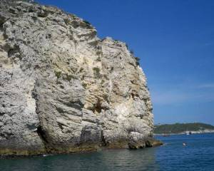 Peschici Gargano giro delle grotte 57