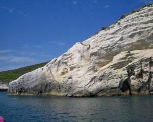 Peschici Gargano giro delle grotte 58