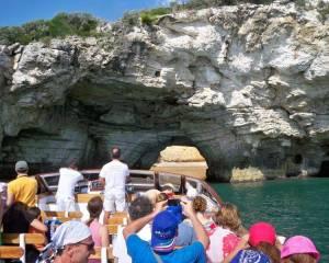 Peschici Gargano giro delle grotte 59