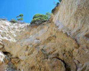 Peschici Gargano giro delle grotte 62