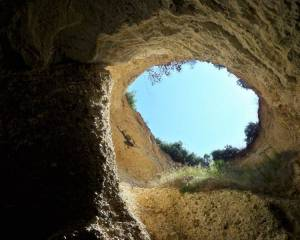 Peschici Gargano giro delle grotte 67