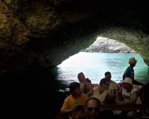 Peschici Gargano giro delle grotte 69