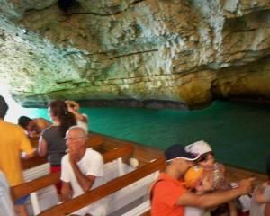 Peschici Gargano giro delle grotte 71