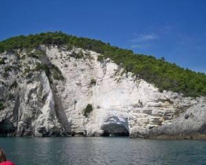 Peschici Gargano giro delle grotte 79