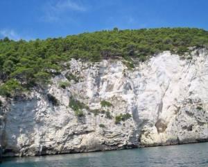 Peschici Gargano giro delle grotte 81