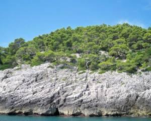 Peschici Gargano giro delle grotte 83