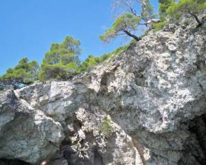 Peschici Gargano giro delle grotte 85