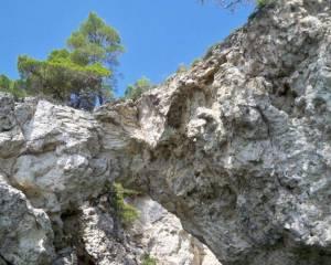 Peschici Gargano giro delle grotte 86