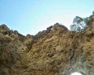 Peschici Gargano giro delle grotte 88