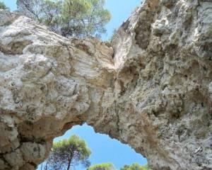 Peschici Gargano giro delle grotte 90