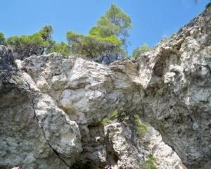 Peschici Gargano giro delle grotte 92