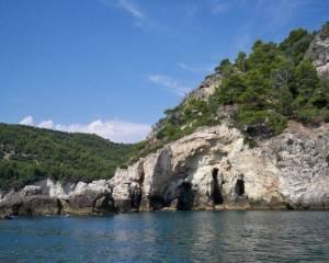 Peschici Gargano giro delle grotte 94
